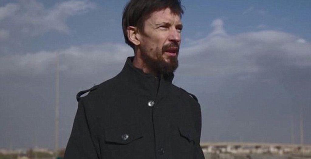 Νέο βίντεο του βρετανού αιχμαλώτου φωτογράφου από το Ιράκ | Pagenews.gr