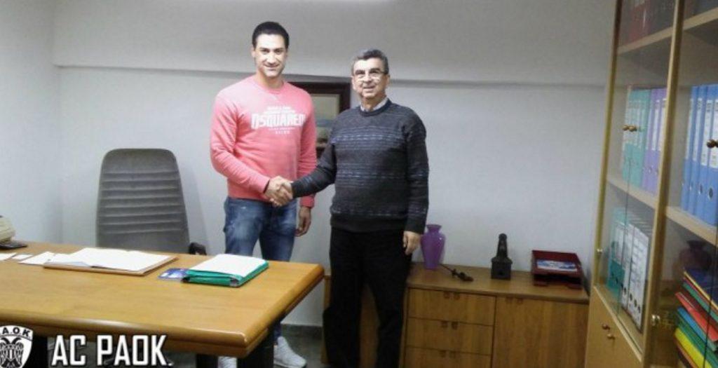Ανακοινώθηκε από τον ΠΑΟΚ ο Σανίκης | Pagenews.gr
