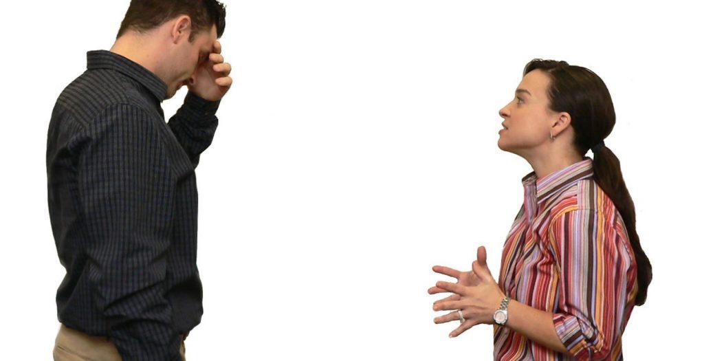Σε σέρνει! Μήπως η γυναίκα σου σε κάνει ό, τι θέλει; | Pagenews.gr