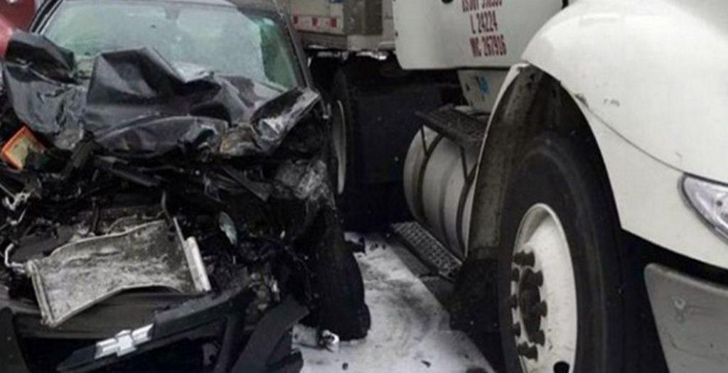 ΗΠΑ: Καραμπόλα με πάνω από 40 οχήματα στο Μίτσιγκαν (photos & video)   Pagenews.gr