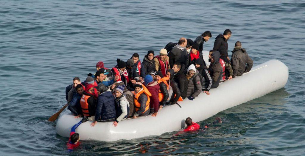 Συνεχίζονται οι αφίξεις μεταναστών στα νησιά του βορείου Αιγαίου | Pagenews.gr