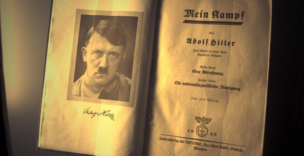 Ιταλία: Ο «Αγών μου» του Χίτλερ, ένα από τα αγαπημένα βιβλία των μαθητών της χώρας | Pagenews.gr