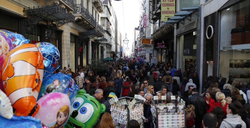 Το εορταστικό ωράριο των καταστημάτων   Pagenews.gr