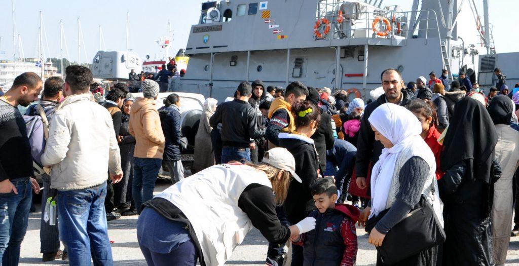 Φεύγει εκτός ελέγχου το προσφυγικό στο Αιγαίο | Pagenews.gr