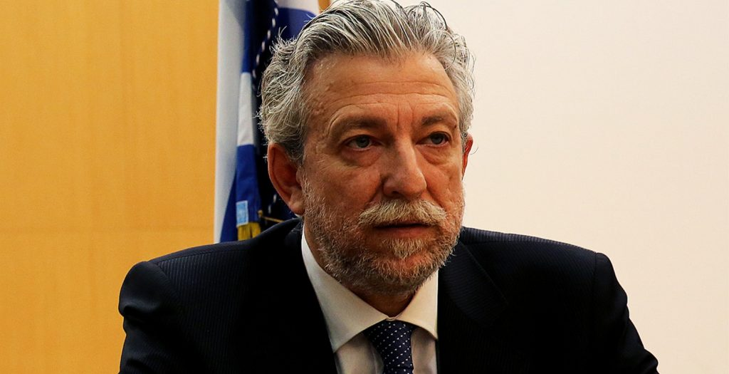 Σταύρος Κοντονή: Συνάντηση με τον Τούρκο υφυπουργό Δικαιοσύνης στην Αθήνα | Pagenews.gr