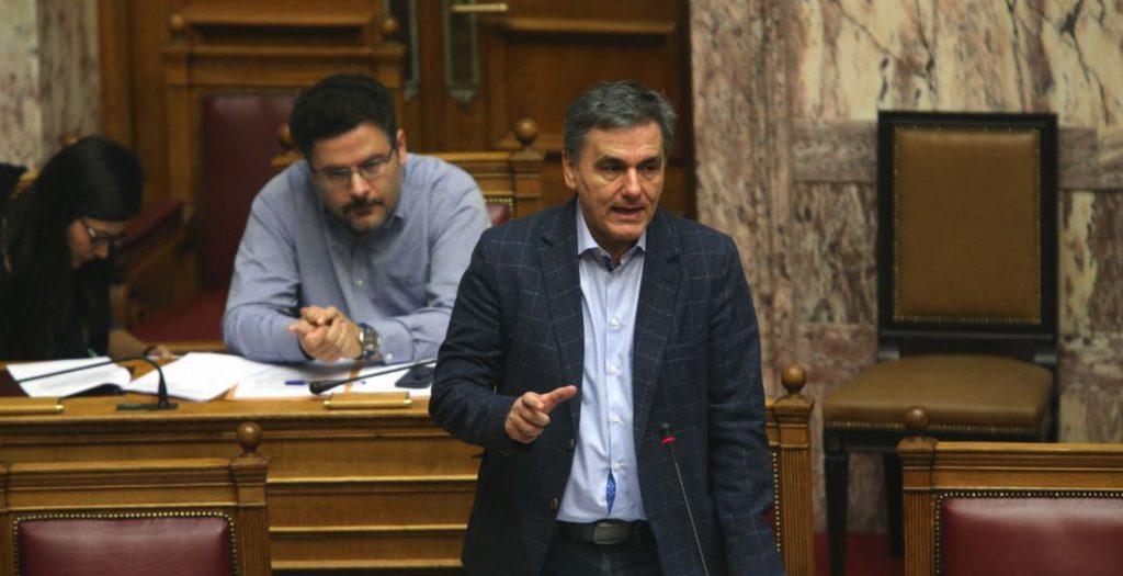 Κοινωνικό μέρισμα: Και οι καταθέσεις στα κριτήρια, λέει ο Ευκλείδης Τσακαλώτος | Pagenews.gr
