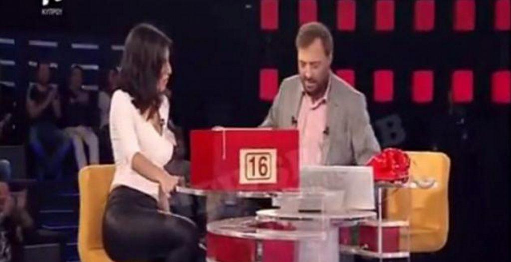 Χαμός στο DEAL με νέα Κύπρια κουκλάρα !  Της την έπεσε ο Φερεντίνος ! (video)   Pagenews.gr