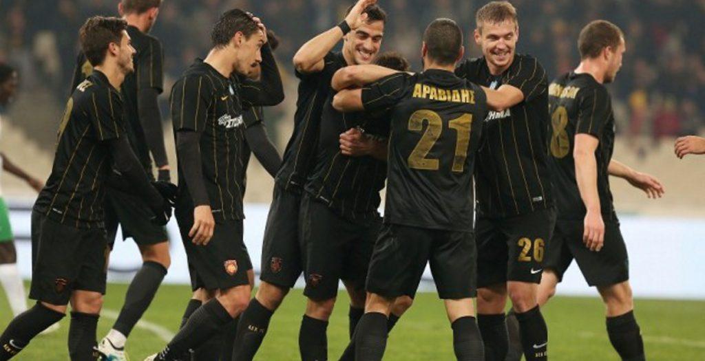 ΑΕΚ – Λεβαδειακός 4-0 | Pagenews.gr