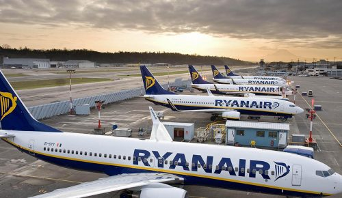 Ryanair: Μειώνει τον στόλο της στο Δουβλίνο | Pagenews.gr