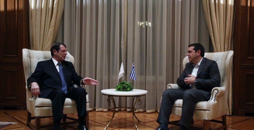 Κυπριακό: Συνάντηση Τσίπρα – Αναστασιάδη πριν από τη Γενεύη | Pagenews.gr