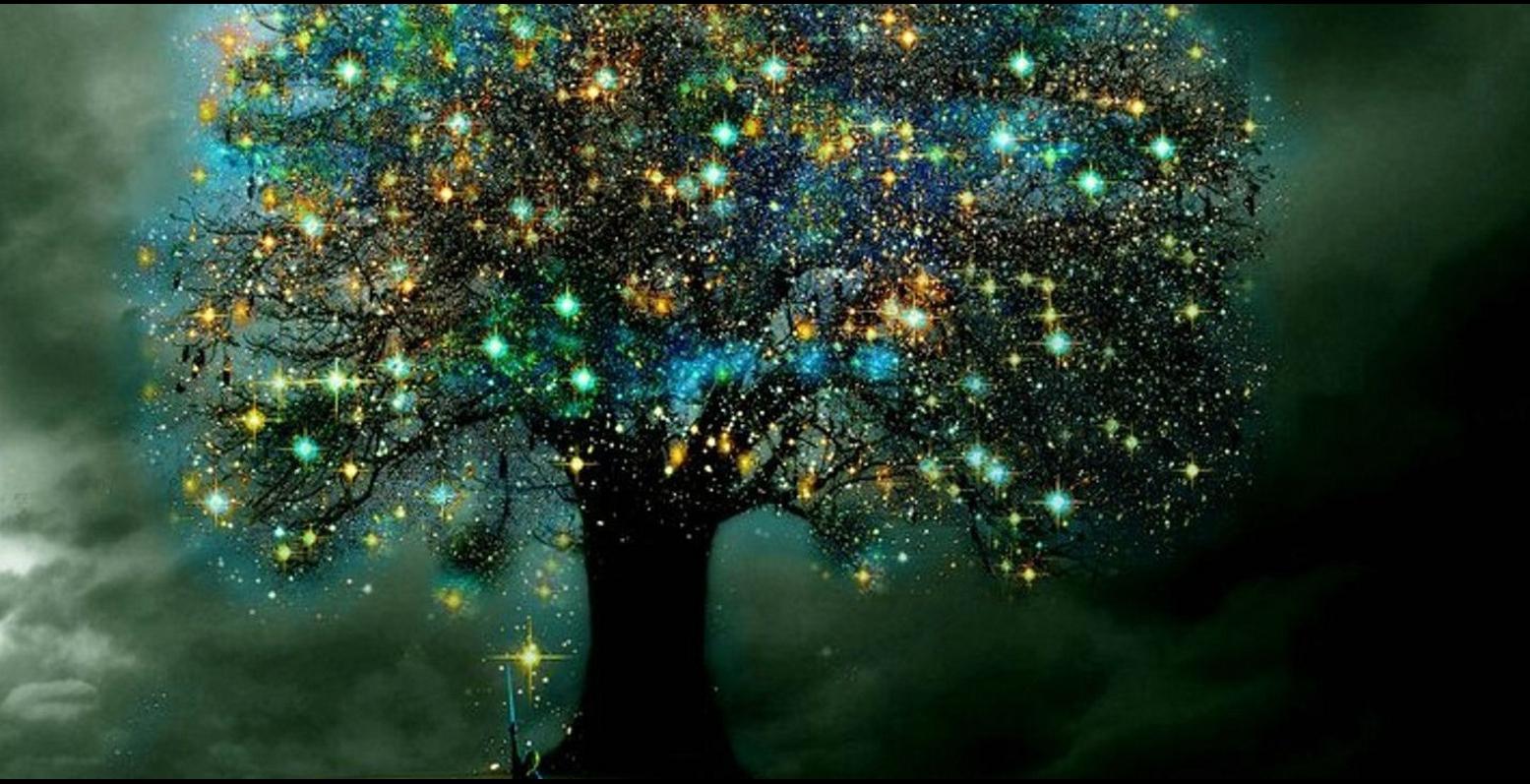 фото дерево жизни вселенная телу