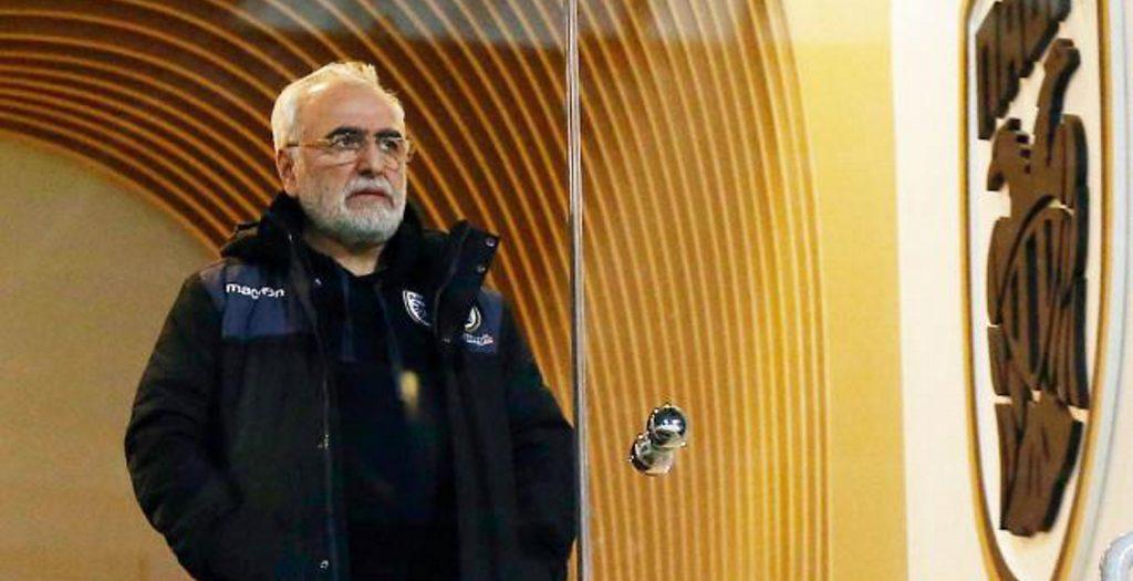 Κίνηση έκπληξη ο Ιβάν Σαββίδης | Pagenews.gr