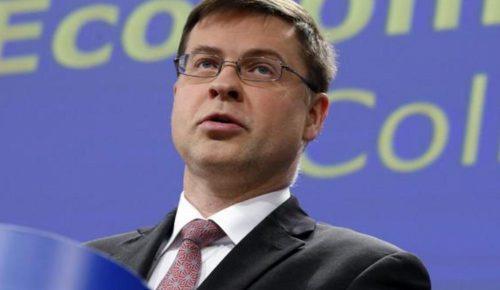Ντομπρόβσκις: Η συζητηση για το χρέος θα ξεκινήσει πριν το τέλος του προγράμματος   Pagenews.gr