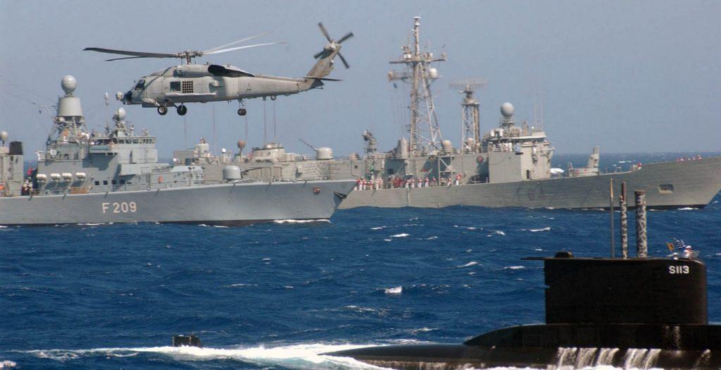 Αδιαλλαξία από τους Τούρκους – Αδιαφορούν για τον Αμερικανικό στόλο | Pagenews.gr