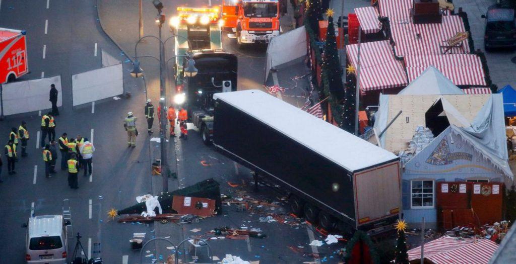 Βερολίνο: Συνελήφθη 40χρονος για πιθανή συνέργεια με τον μακελάρη   Pagenews.gr