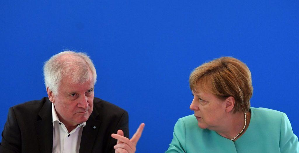 Επισφραγίζεται η ενότητα CSU-CDU στο συνέδριο Χριστιανοκοινωνιστών | Pagenews.gr