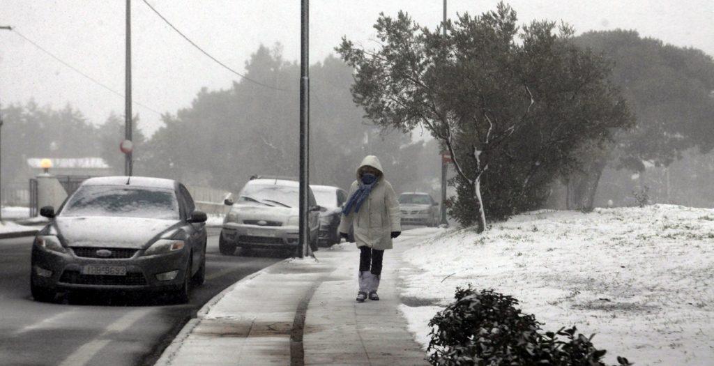 Οδηγίες προστασίας των πολιτών από χιονοπτώσεις και παγετό | Pagenews.gr