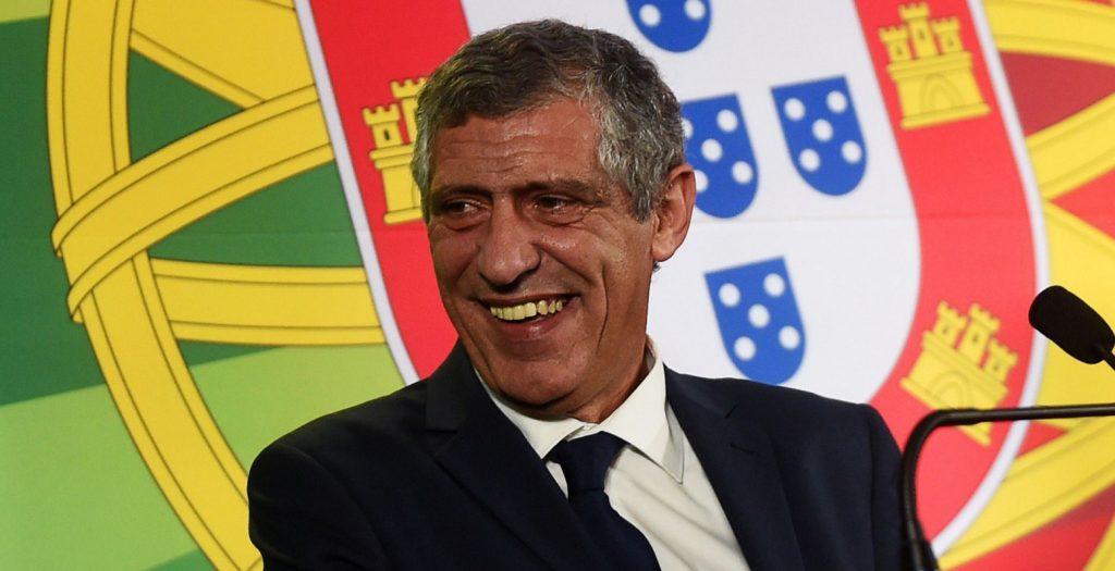 Φ. Σάντος: Ανακηρύχθηκε κορυφαίος ομοσπονδιακός προπονητής για το 2016 | Pagenews.gr