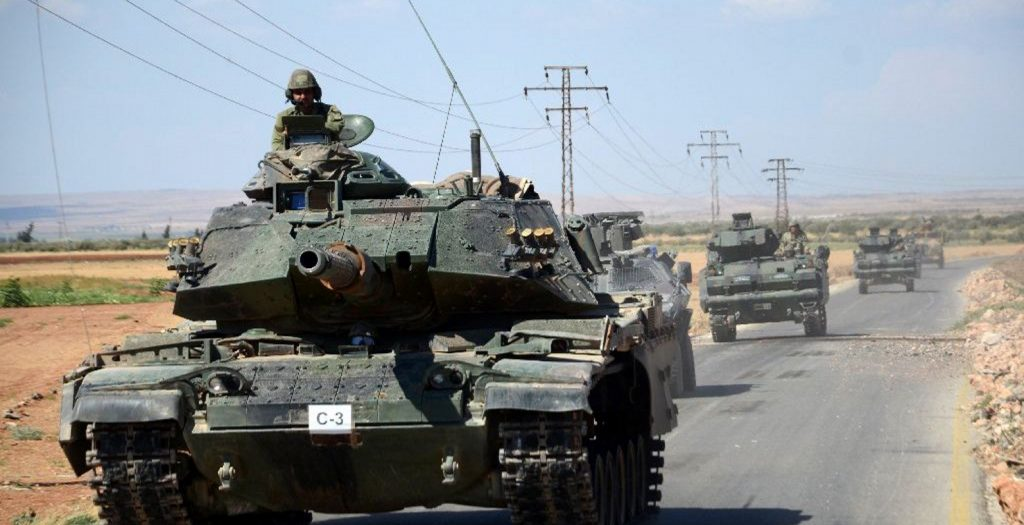 Ιράκ: Μετά την Ταλ Αφάρ η μάχη εναντίον του ISIS συνεχίζεται στη Χαουίτζα   Pagenews.gr