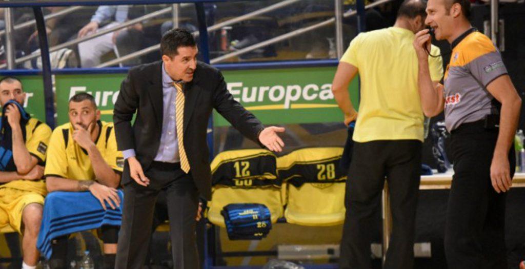 Πρίφτης: «Σκληρή ομάδα το Λαύριο» | Pagenews.gr