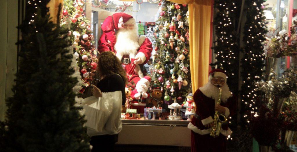 Από σήμερα η χριστουγεννιάτικη λειτουργία των καταστημάτων | Pagenews.gr