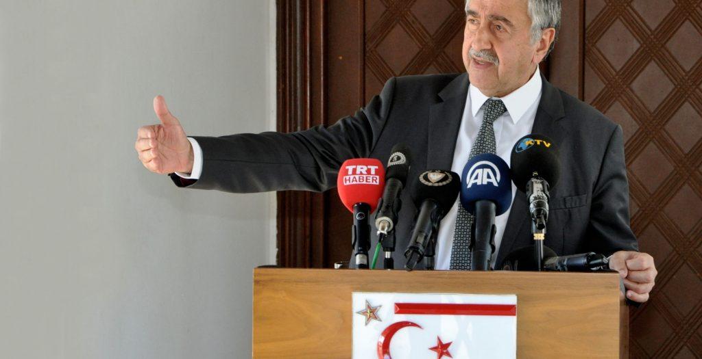 Μουσταφά Ακιντζί: Δεν υπάρχει κινητικότητα στο Κυπριακό, η ζωή συνεχίζεται | Pagenews.gr