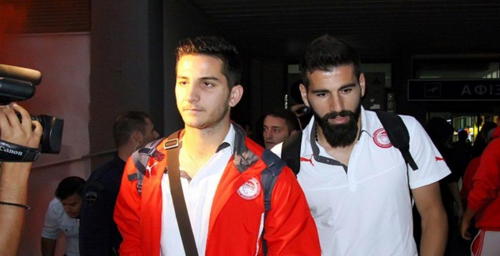 Πώς ο Μανωλάς «τελείωσε» τον Σιόβα από τον Ολυμπιακό   Pagenews.gr