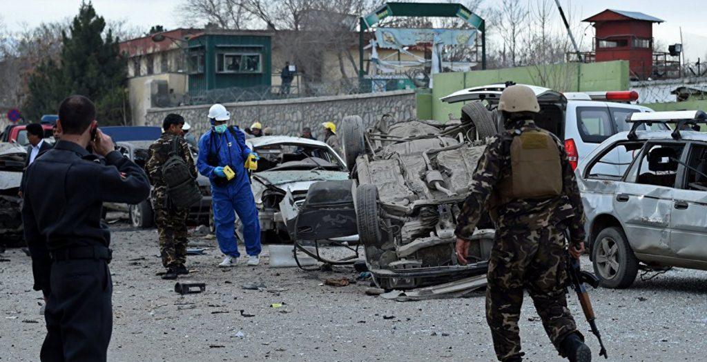 Καμπούλ: Τουλάχιστον 4 νεκροί από βομβιστική επίθεση | Pagenews.gr