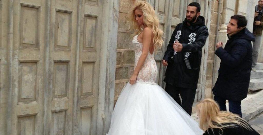 Ανατροπή ! Η Ελένη Κόκκαλη πάτησε πόδι στο γάμο Δούκισσας – Θεοδωρίδη ! | Pagenews.gr