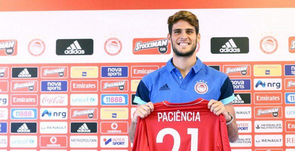 Τέλος ο Πασιένσια από τον Ολυμπιακό! | Pagenews.gr