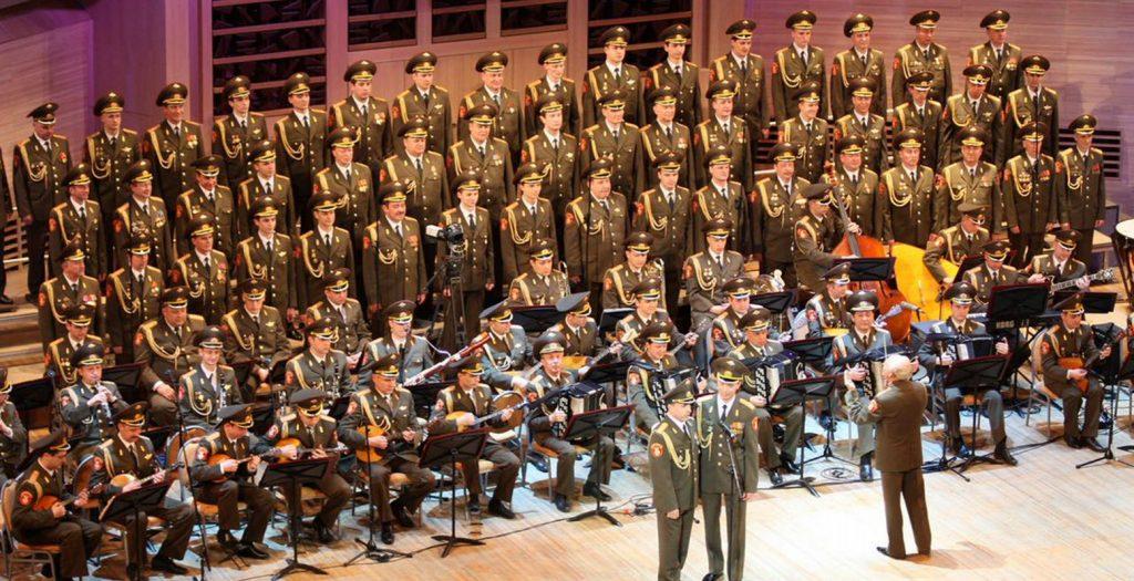 Η Ρωσία αναπληρώνει την «κόκκινη ορχήστρα» Alexandrov | Pagenews.gr