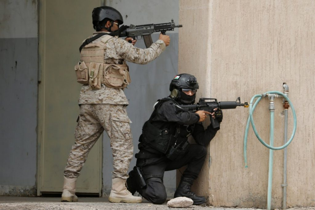 Ιορδανία: Καταδίκαστηκαν σε θάνατο πέντε Tζιχαντιστές   Pagenews.gr