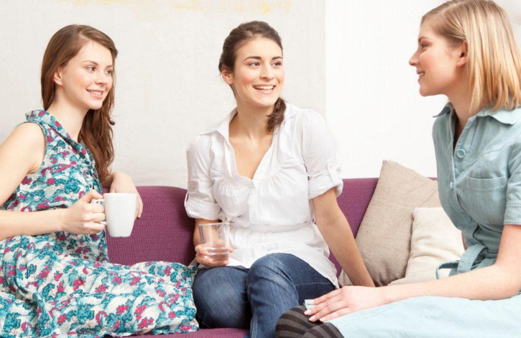 Καταρρίπτεται ο μύθος ότι οι γυναίκες μιλούν πολύ! | Pagenews.gr