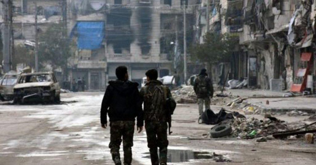 Λίβανος: Παύση των επιχειρήσεων εναντίον του ISIS στη Συρία | Pagenews.gr