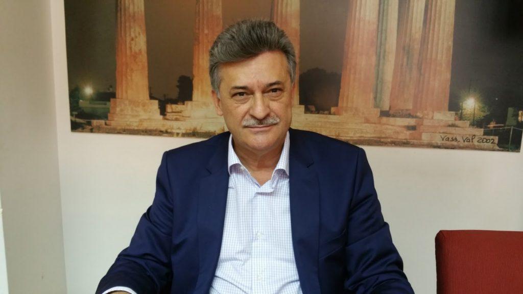 Βασίλης Νανόπουλος : O προϋπολογισμος του δήμου Κορινθίων δεν ανταποκρίνεται στις ανάγκες των δημοτών | Pagenews.gr