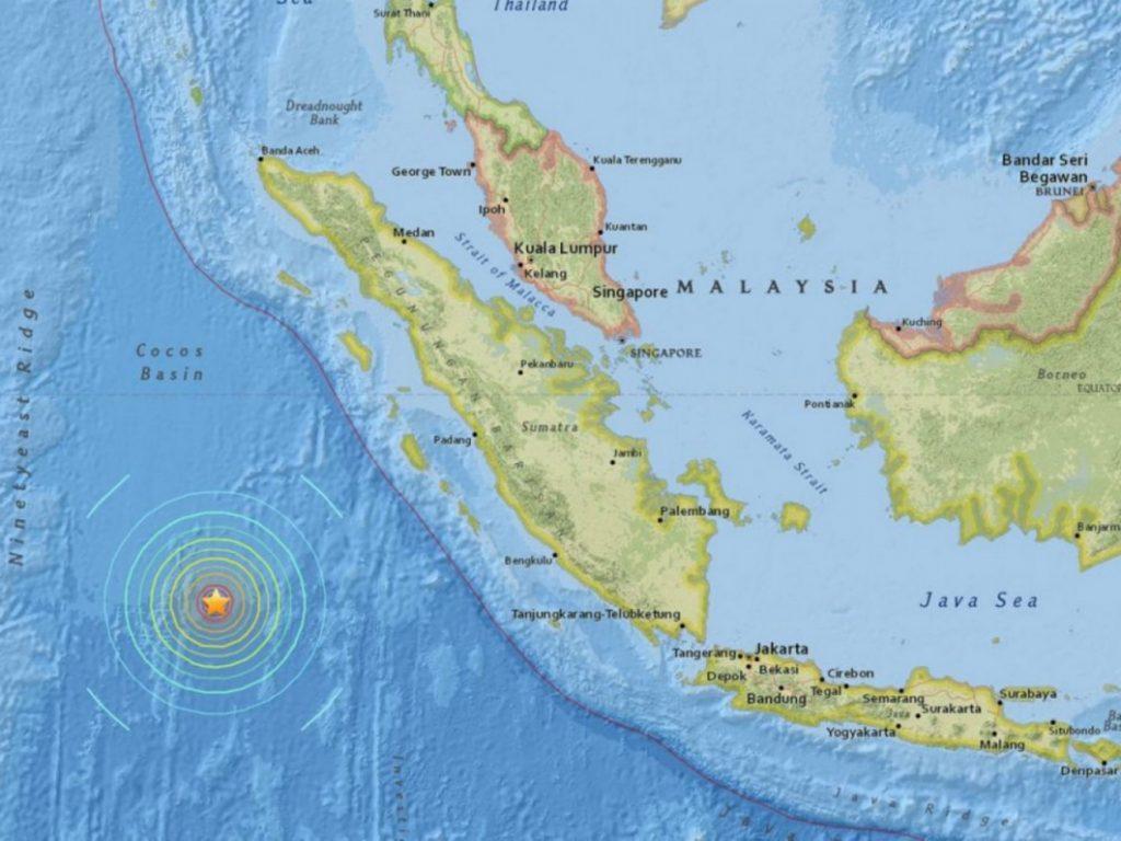 Ινδονησία: Σεισμός 6,2 ρίχτερ κοντά στη νήσο Σουμπάουα | Pagenews.gr