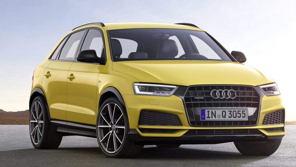 Audi Q3: Καθ' οδόν η 2η γενιά   Pagenews.gr