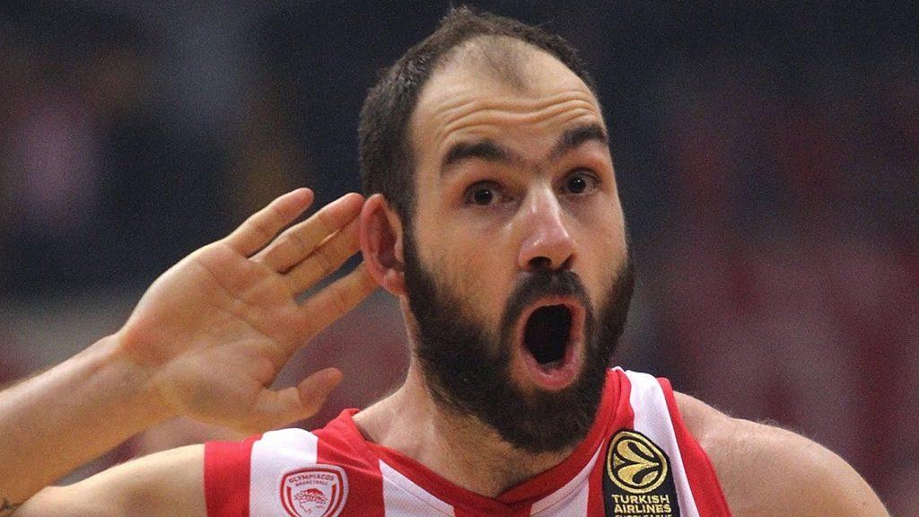 Ύμνοι Γιουλ για Ολυμπιακό και Σπανούλη | Pagenews.gr