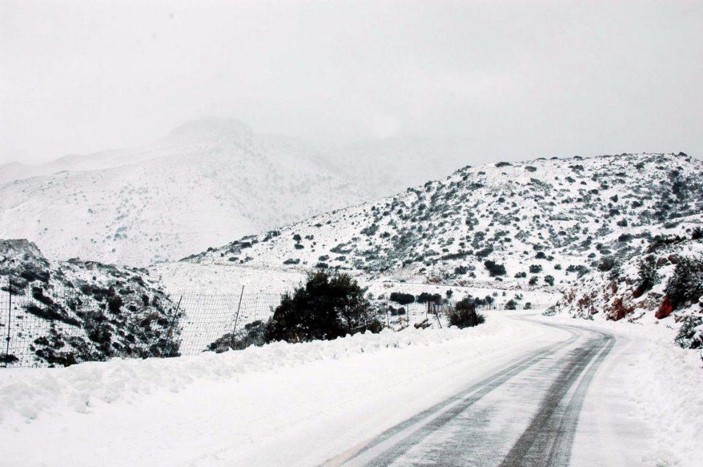 Προβλήματα από την κακοκαιρία στην ανατολική Κρήτη | Pagenews.gr