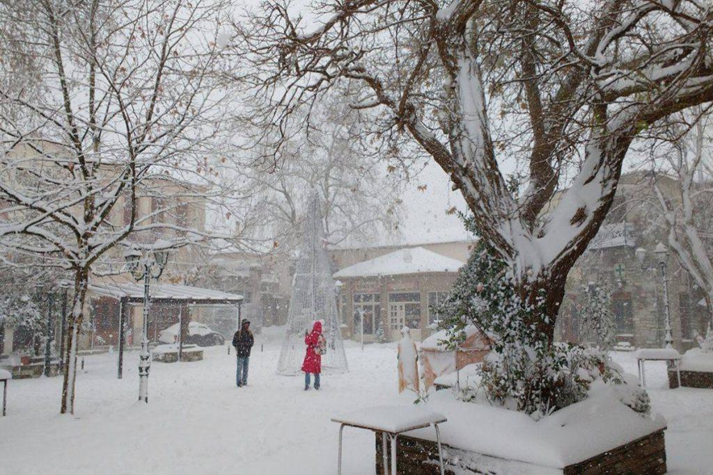 Οδηγίες για χιονο…βόλτες!   Pagenews.gr
