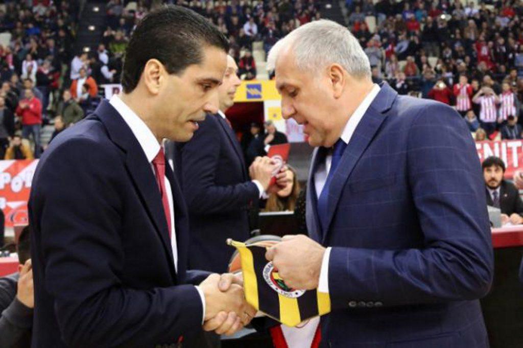 Έτσι πήγε να την «κάνει» ο Ομπράντοβιτς στον Σφαιρόπουλο! | Pagenews.gr