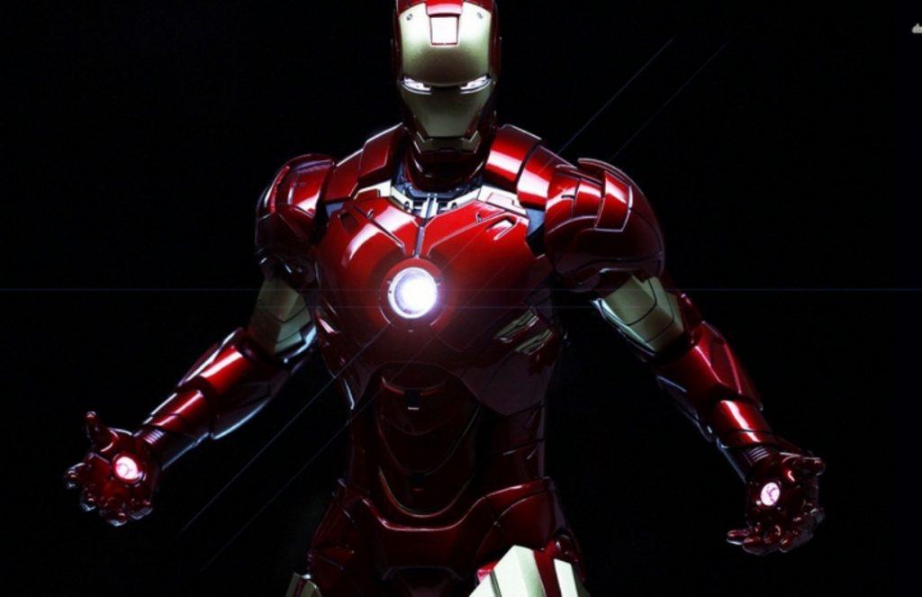 Κινεζική εταιρεία παιχνιδιών έφτιαξε την στολή του Iron Man (video) | Pagenews.gr