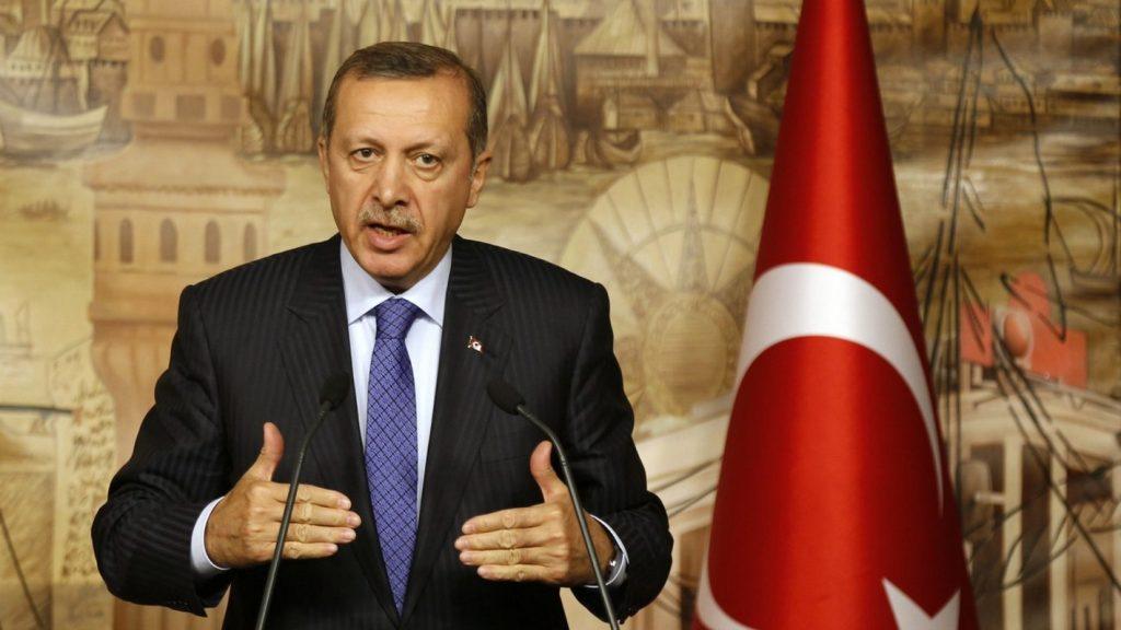 Ερντογάν: «Σκάνδαλο» οι κατηγορίες των ΗΠΑ στην φρουρά μου | Pagenews.gr