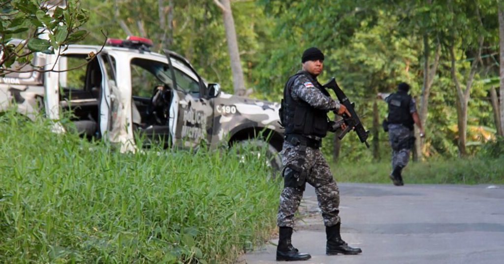 «Κύμα βίας» σαρώνει την Βραζιλία από την αρχή του έτους | Pagenews.gr