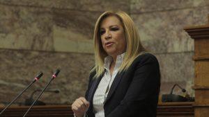 Γεννηματά για Πολυτεχνείο: «Δεσμευόμαστε ότι θα συνεχίσουμε τον αγώνα τους» | Pagenews.gr