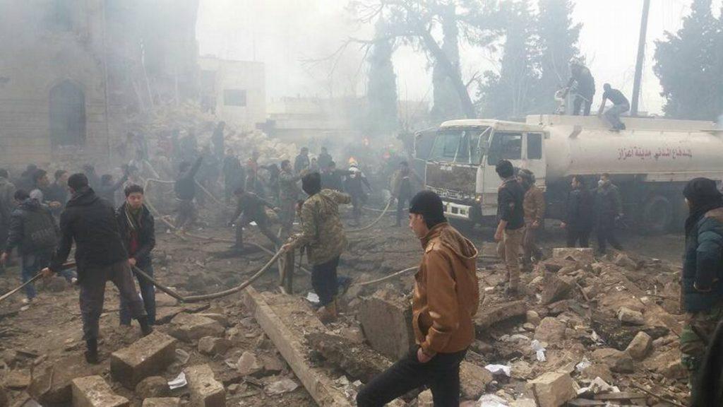Συρία: Τουλάχιστον 15 άμαχοι νεκροί σε επιδρομές | Pagenews.gr