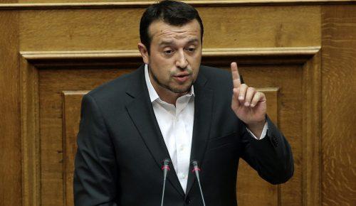 Νίκος Παππάς: Αβάσιμη η κριτική για μείωση του φόρου στα «νέα» κανάλια   Pagenews.gr