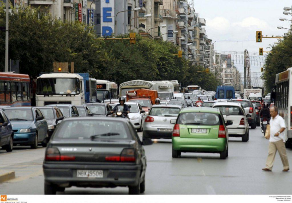 Κερατσίνι: Διακοπή κυκλοφορίας στην Γρηγορίου Λαμπράκη λόγω κακοκαιρίας | Pagenews.gr