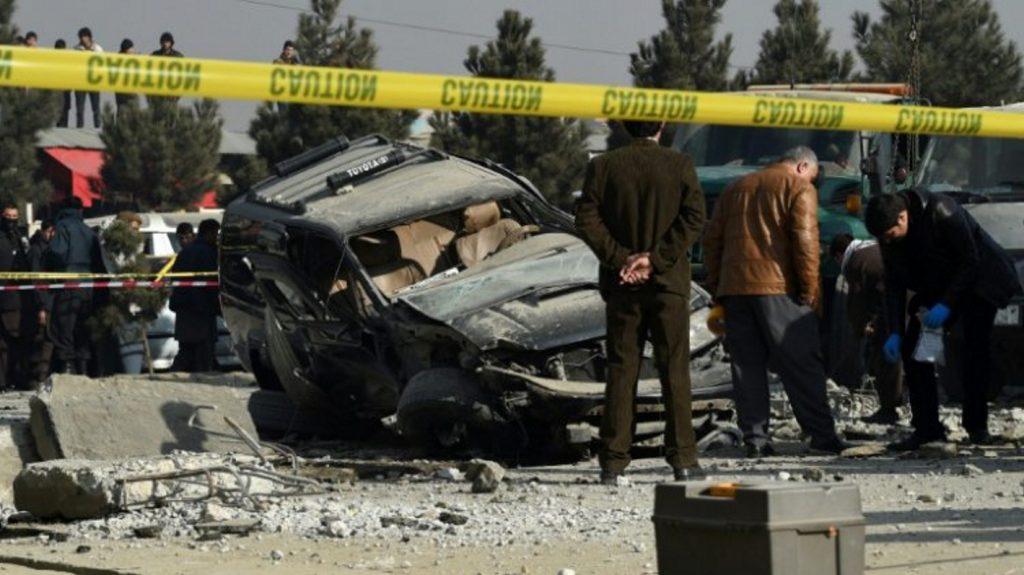 Αφγανιστάν: Τους 103 νεκρούς έφτασε ο απολογισμός της βομβιστικής επίθεσης στην Καμπούλ | Pagenews.gr