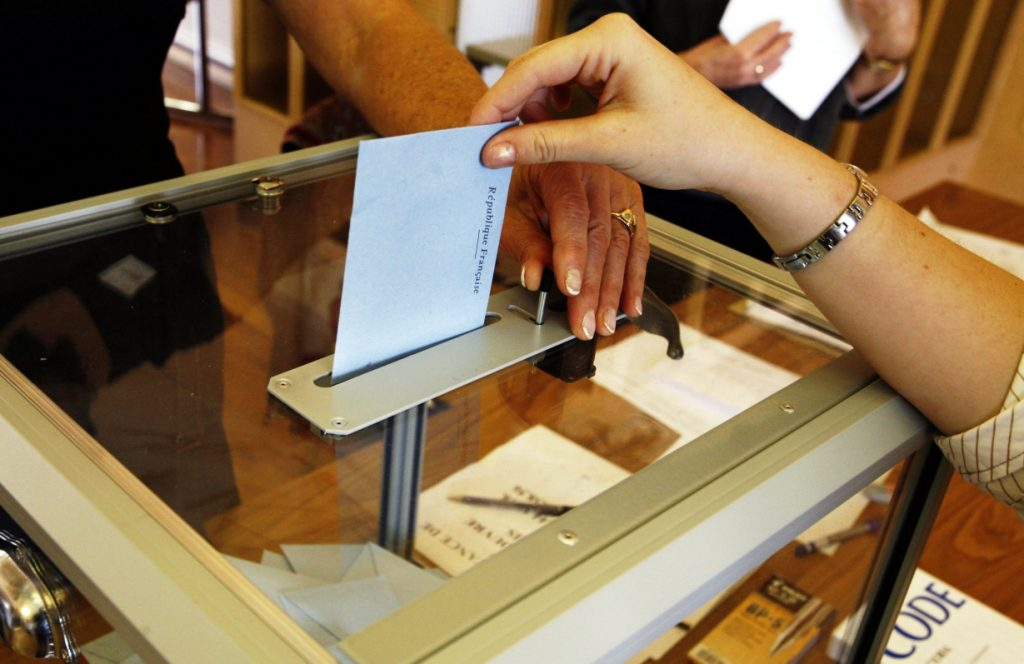 Γαλλικές εκλογές: Στο 17,75% η συμμετοχή, στις 10:00 (τοπική ώρα) | Pagenews.gr